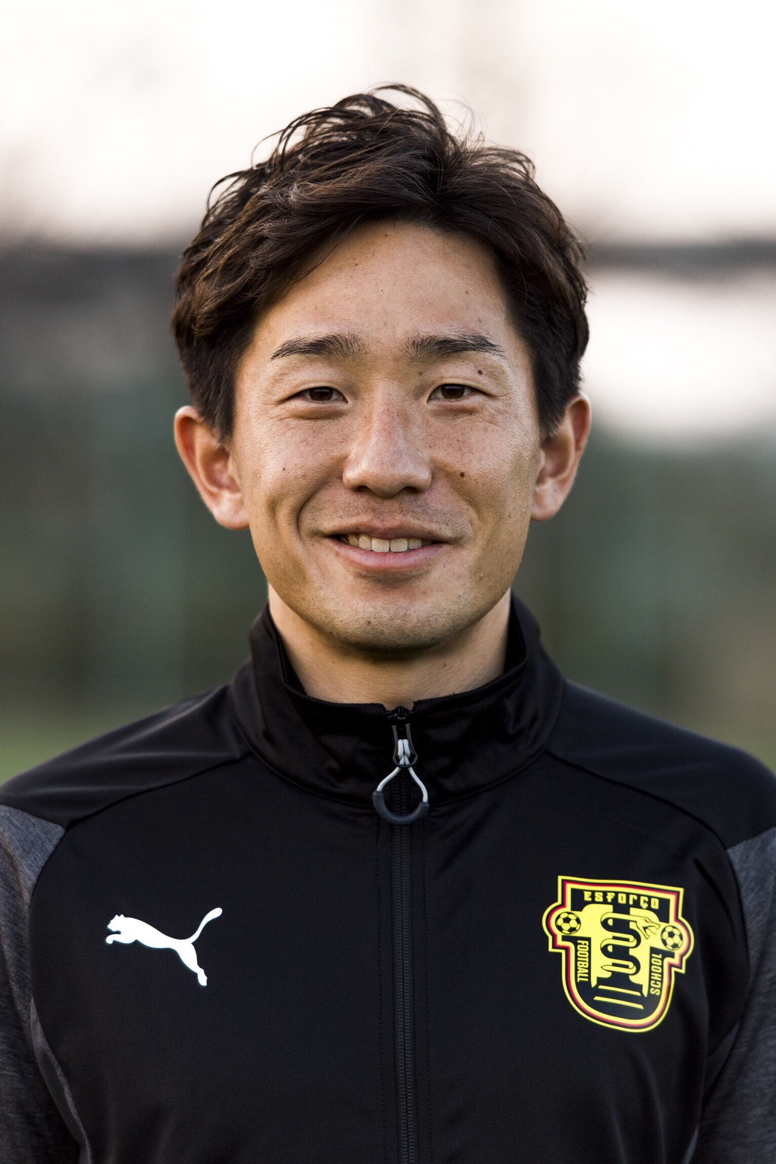 チーフマネージャー兼コーチ 宇賀神隼人